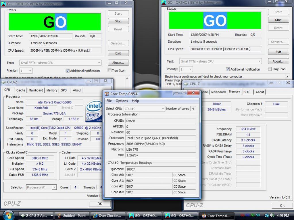 Good ol' Q6600 xD