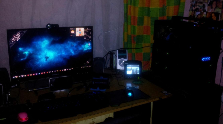 My setup, 2012.