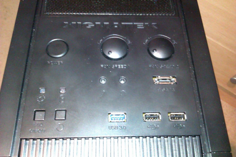 Built in fan controllers